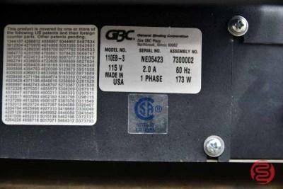 GBC 110EB-3 Electric Plastic Comb Opener - 100121105050