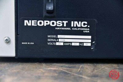 Neopost TA60 and HSTF - 101121113151