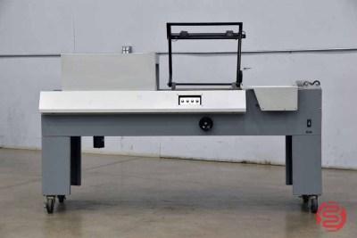X-Rite 706 L-Bar Sealer w/ Heat Tunnel Shrink Wrap System - 100421022454