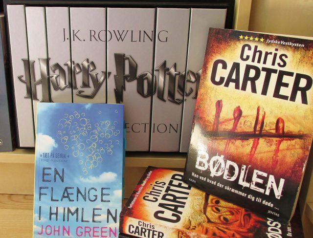 Top 5 - Bøger jeg ville ønske, jeg kunne opleve for første gang