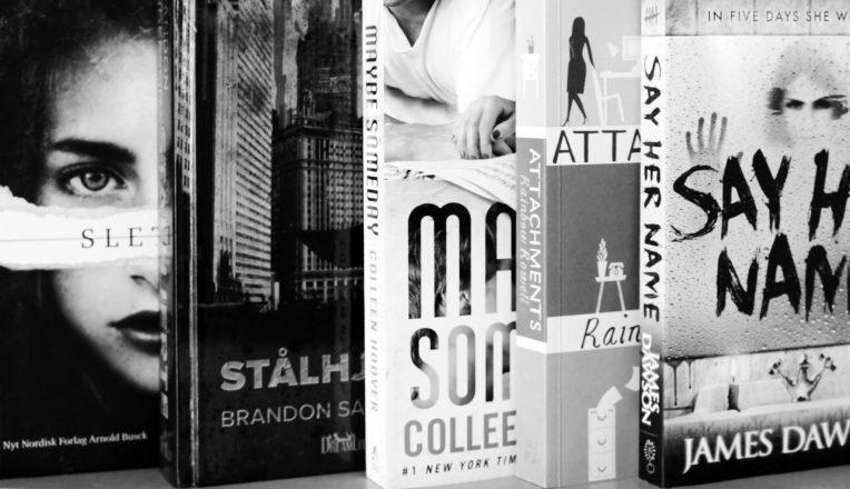 Top 5 - Bøger jeg ville ønske blev filmatiseret