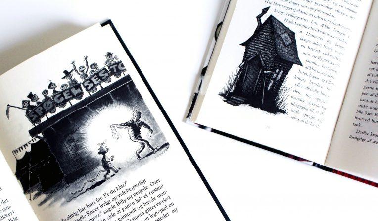 Illustrationer i bøger