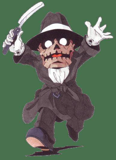 Jack Chibi Skeleton
