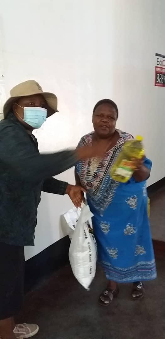 Donation Zimbabwe