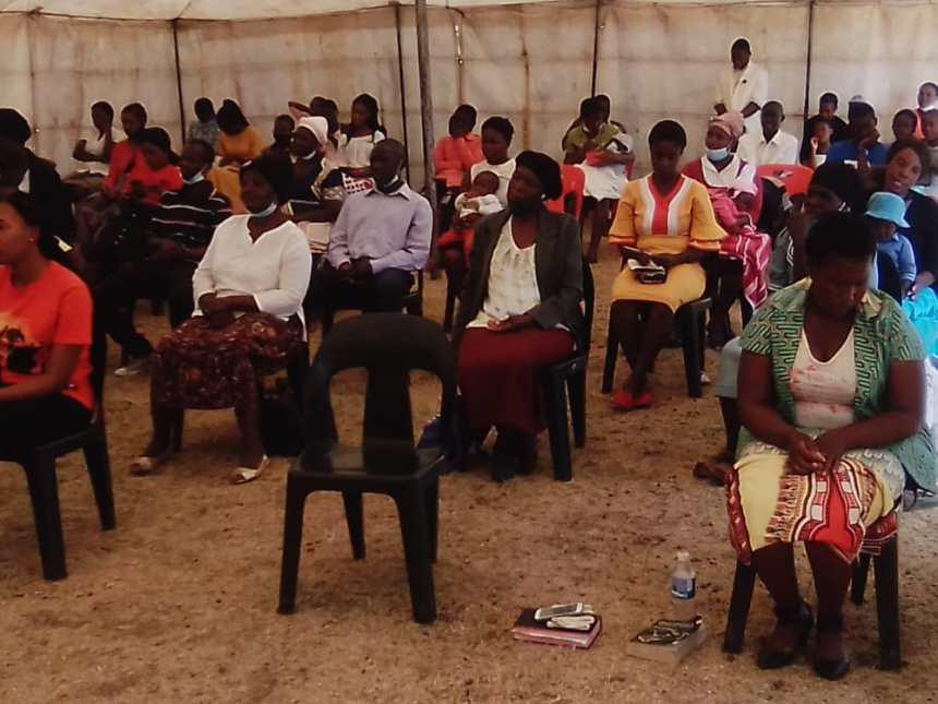 Emganwini Church Bulawayo