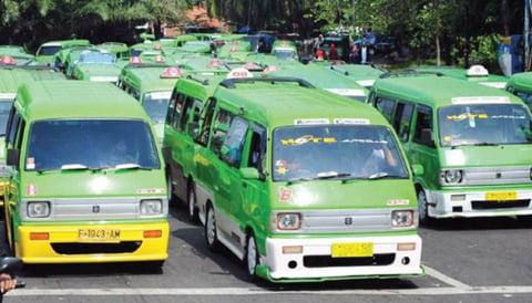 Rerouting-Angkot
