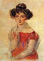 Портрет C.А. Бобринской (П.Ф. Соколов)