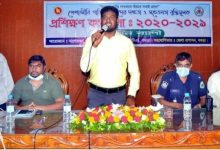 Photo of বগুড়ায় পেশাজীবি চালকদের ২ দিনব্যাপী প্রশিক্ষণ কর্মশালা