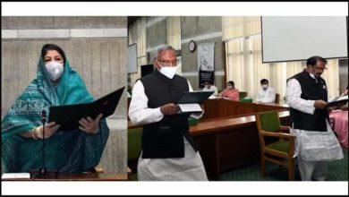 Photo of শপথ নিলেন নবনির্বাচিত দুই সংসদ সদস্য