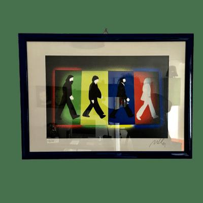 Marco Lodola The Beatles