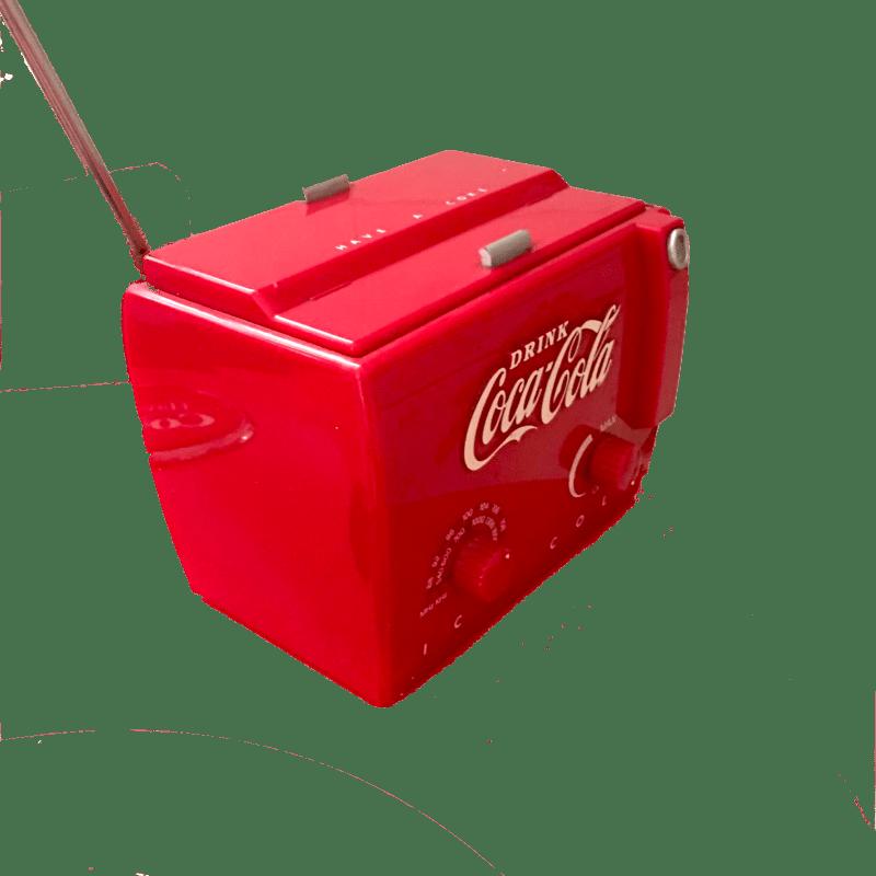 Radio Drink Coca Cola