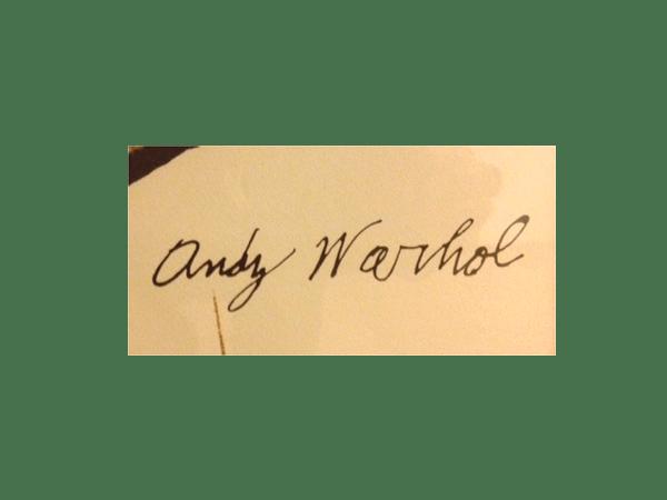 Serigrafia Dollaro Warhol