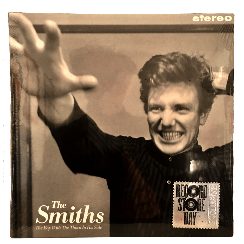 The Smiths vinile The Boy with a Thorn in his side