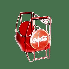 Portabottiglie CocaCola