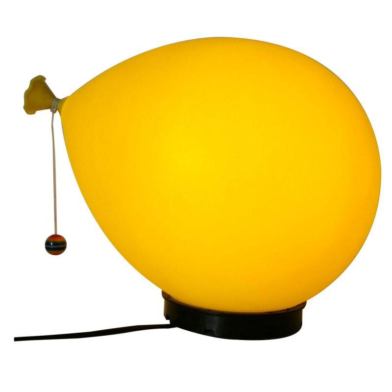 Lampada Palloncino gialla