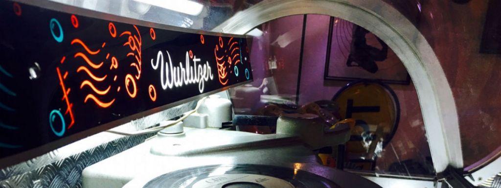 storia del jukebox wurlitzer