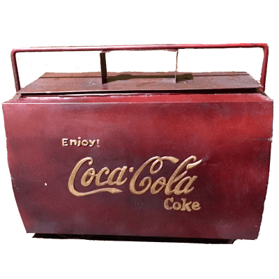 Mini Frigo Coca Cola