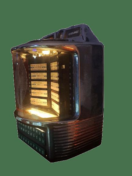 Wallbox Wurlitzer 5210 illuminato