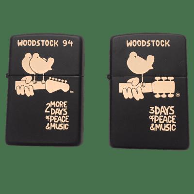 Zippo Woodstock