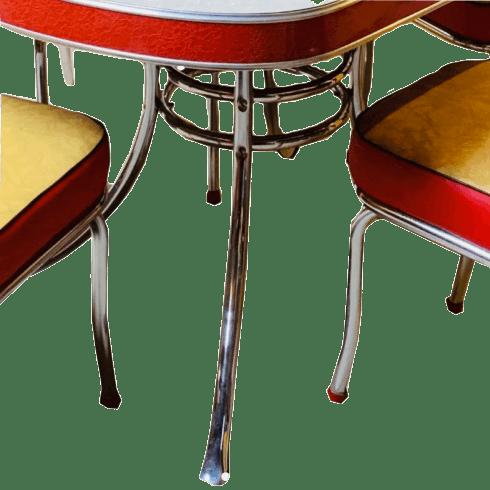 tavolo-sedie-anni-50