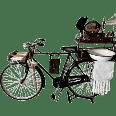 bicicletta-barbiere-vintage