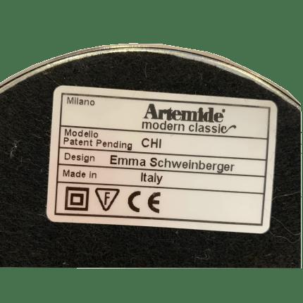 Lampada Artemide vintage