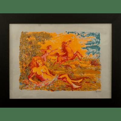 aligi-sassu-cavalli