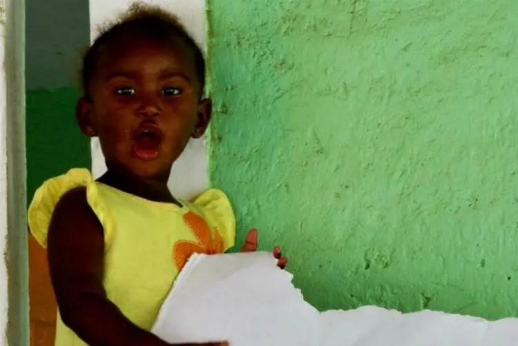 Lokale bevolking in Kaapverdië