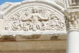 Antieke Stad Efes Turkije