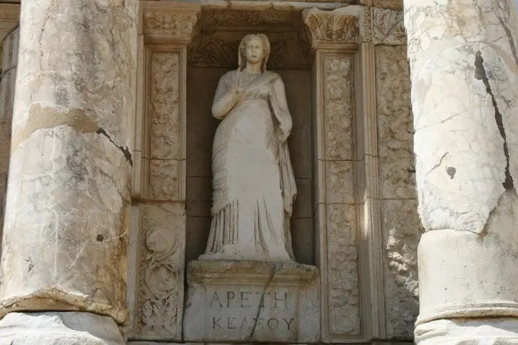 Ephesus Bibliotheek