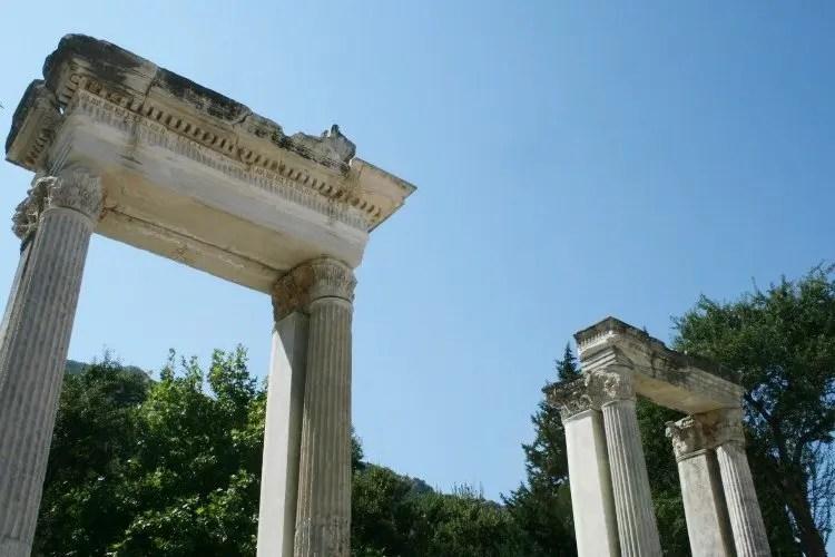 Ephesus in Turkije