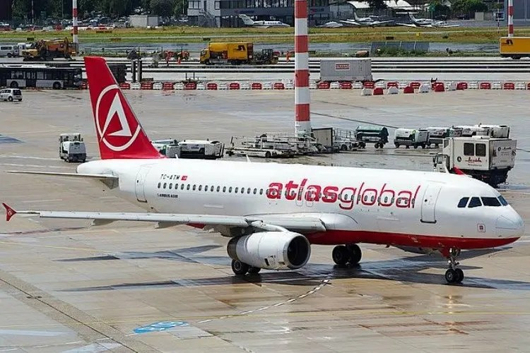 AtlasGlobal Aircraft