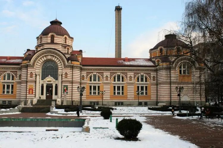 Stedentrip naar Sofia