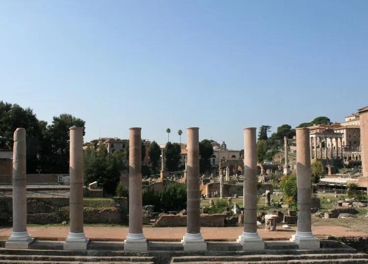 Bezoek Rome in een dag