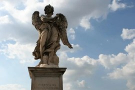 De Engelenbrug in Rome