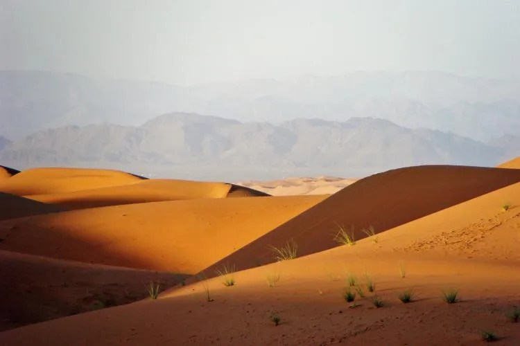 Sharqiyah Sands in Oman