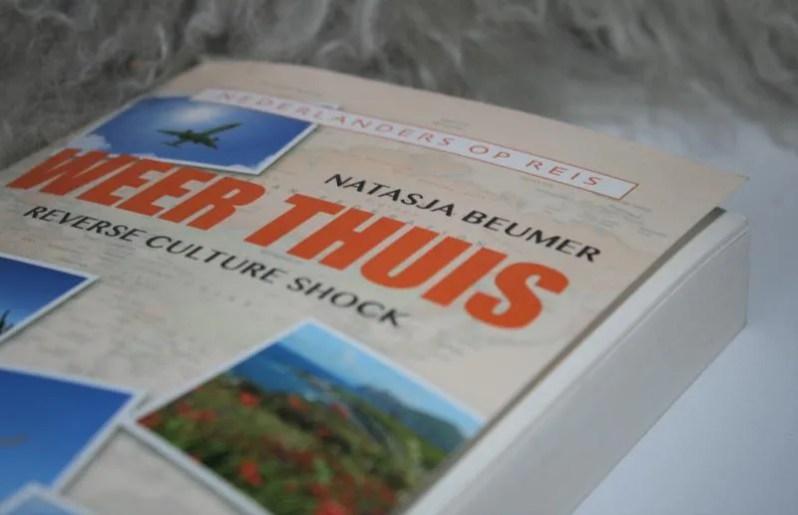 Weer thuis: reverse culture shock, het boek van Natasja Beumers