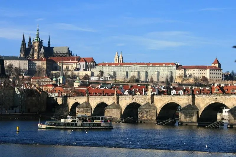 Op stedentrip naar Praag