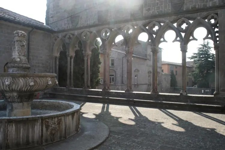 Een bezoek aan het historische stadje Viterbo in de regio Lazio