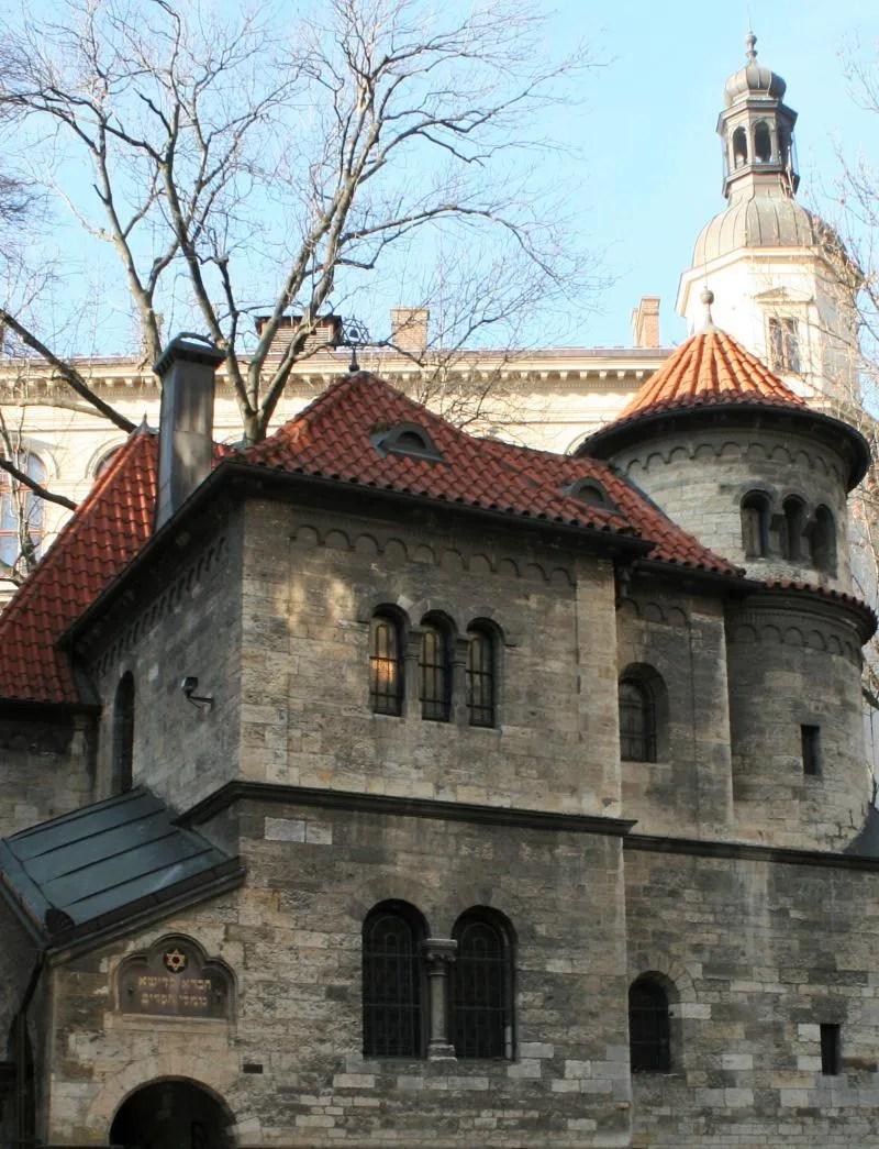 Josefov, de Oude Joodse wijk in Praag