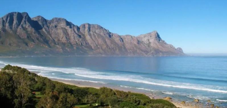 Uitzicht in Zuid-Afrika