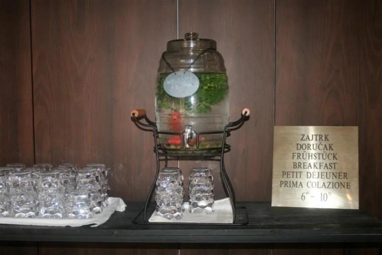 Hotel Mrak in Ljubljana zorgt voor een geweldig gastvrij verblijf