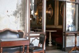 Caffé Florian in Venetië