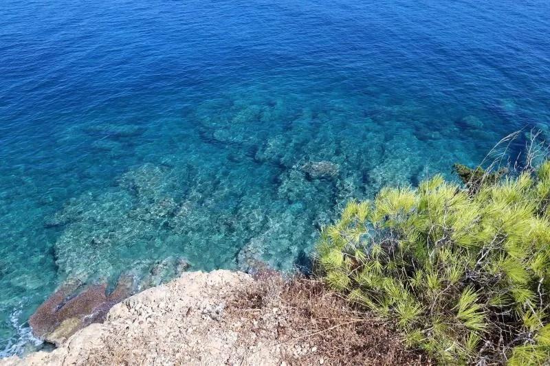 Ultiem ontspannen op het idyllische eiland Agistri in Griekenland