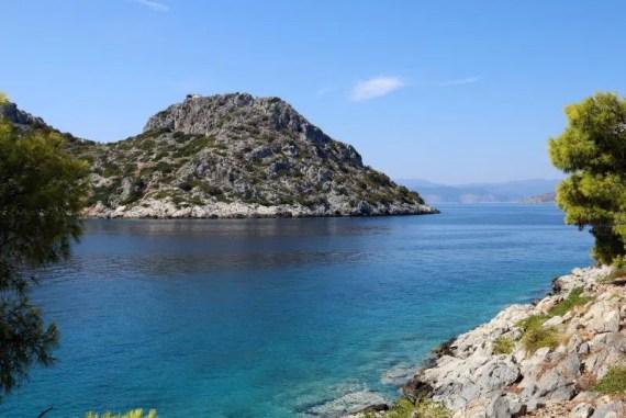 Ultiem ontspannen op het onontdekte en idyllische eiland Agistri in Griekenland