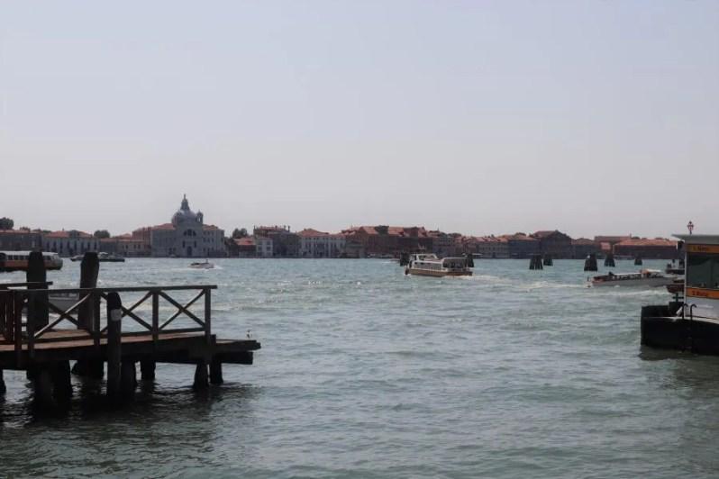 Bezoek de lagune van Venetië
