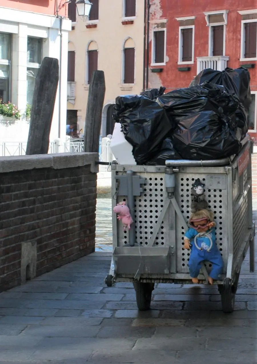 Duurzaamheid in Venetië
