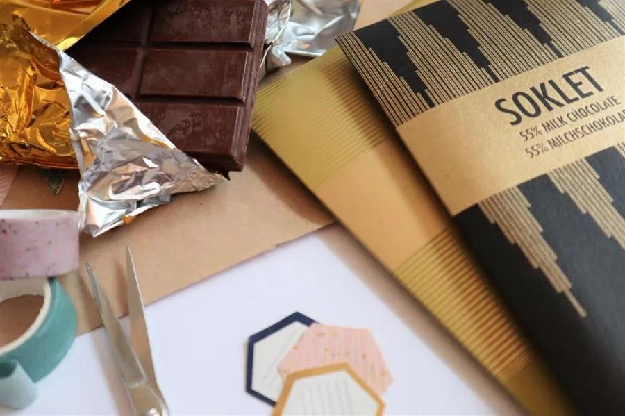 Duurzame chocolade cadeau van Chocolademeester