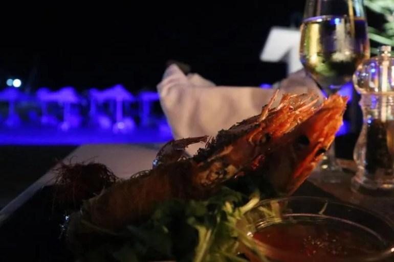 Restaurant Oasis in Agistri