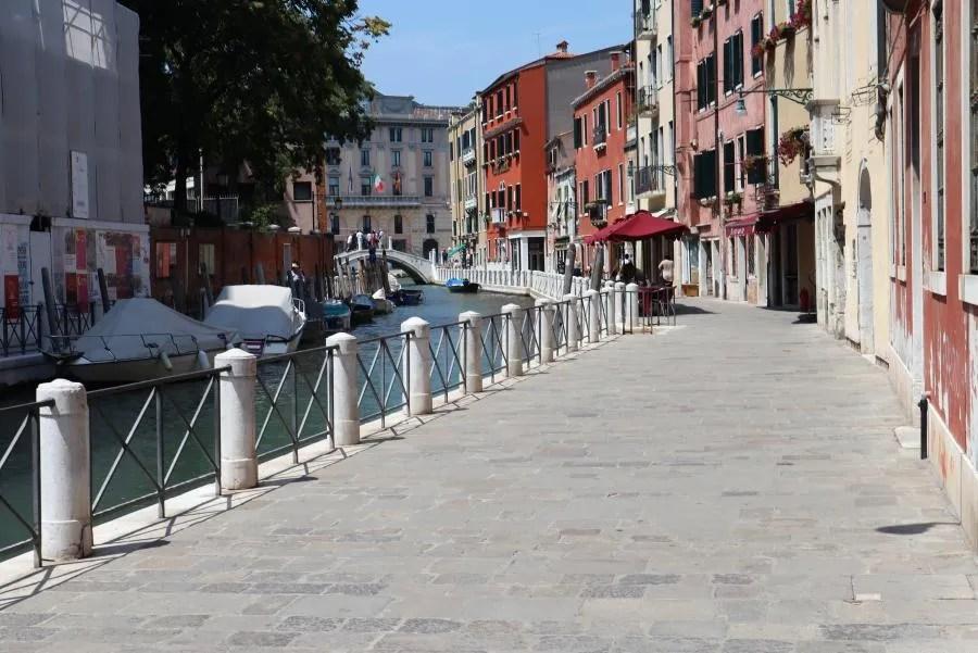 Rustig in Venetië